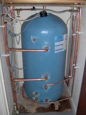 Hot Water Cylinders | Harwood and Associates